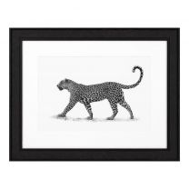 Print The Leopard