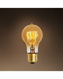 Bulb A Shape 40W E27 Set of 6