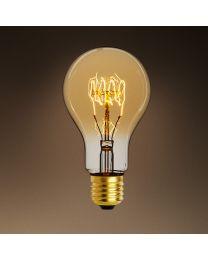 Bulb Pear 40W E27 Set of 6